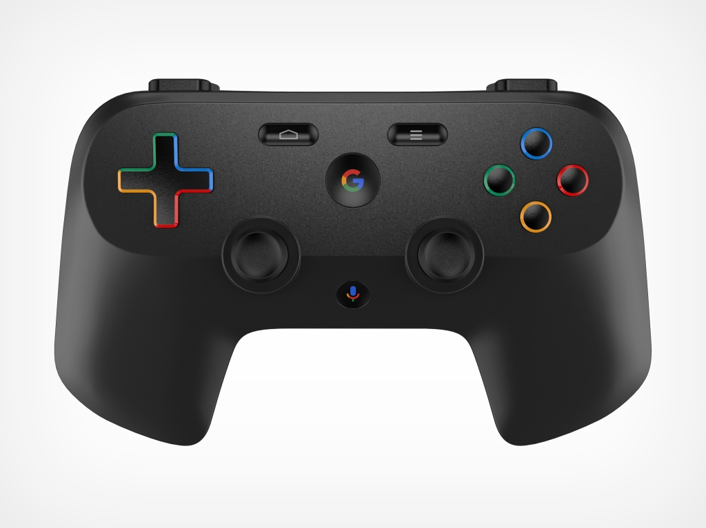black_google_project_stream_controller_1